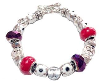 DFTBA Nerdfighter Charm Bracelet