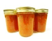 Tropical Heatwave - Mango Habanero Jam - Low Sugar - Organic - EvolutionaryFarms