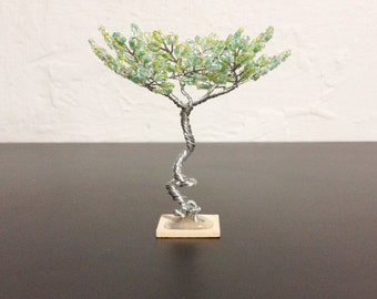 Mini Zen Garden Tree - Summer