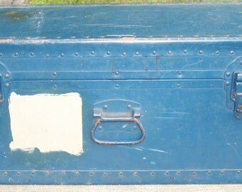 Military Army trunk