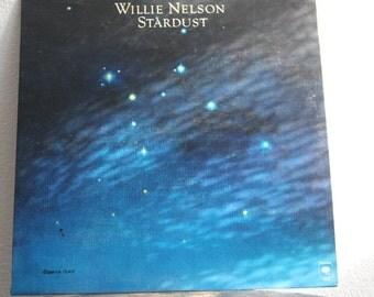 "Willie Nelson - ""Stardust"" vinyl record"