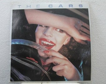 """The Cars - """"The Cars"""" vinyl record"""