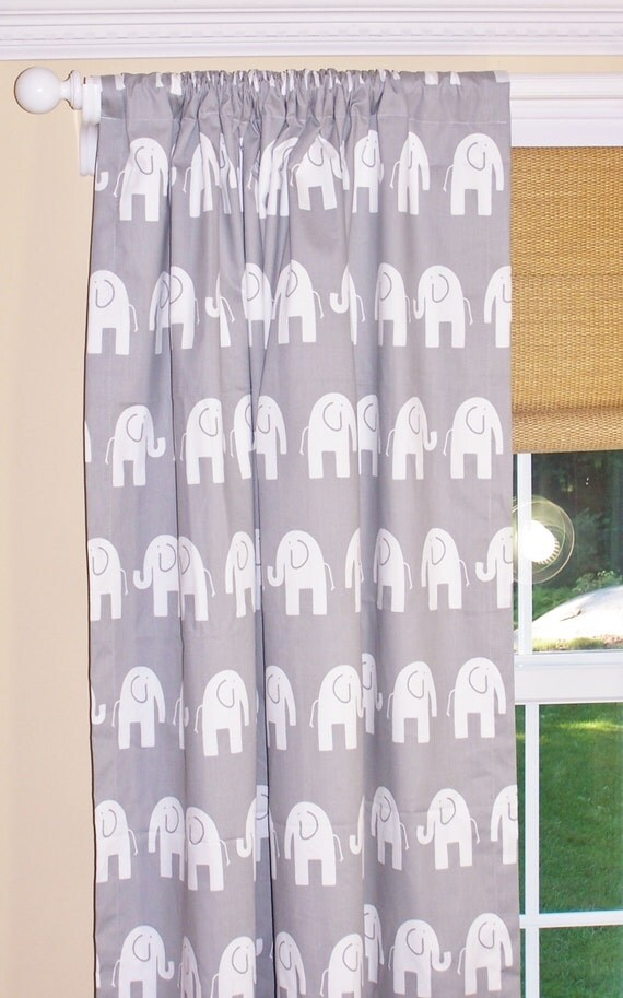Unavailable listing on etsy for Curtain fabric for baby nursery