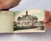 Vintage French Post Cards 18 tours cartes postales tourist souvenir france