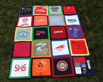 T-Shirt Quilt- DEPOSIT ONLY- Custom Made