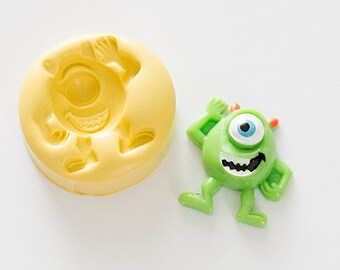 Monster Silicone Mold