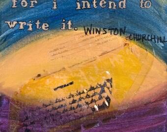 Write History - Print