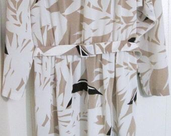 Vintage Pellini pattern dress