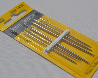Yarn Needles - Size 14/18