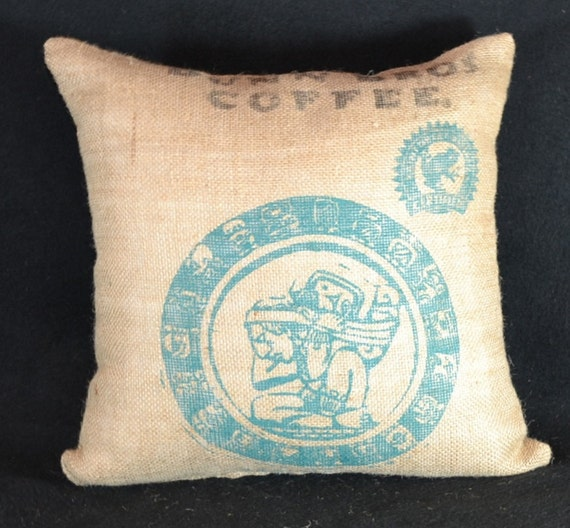 Burlap Throw Pillows Etsy : Burlap pillows decorative pillow throw pillow by OldLakeGeorge