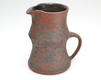 Studio ceramic  pitcher vase by Gerhard Liebenthron - Bremen