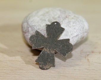 antique cross ... vintage cross ...  antique jewelry ... found objects ... Best Price
