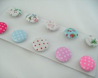 Buttons, 10 Pcs (1158)
