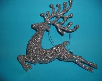 large glitter deer (264)