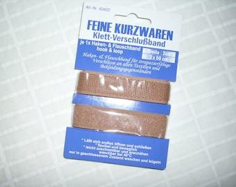 Velcro, Brown, 50cm (357)