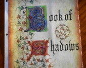 Book of Shadows Title Page