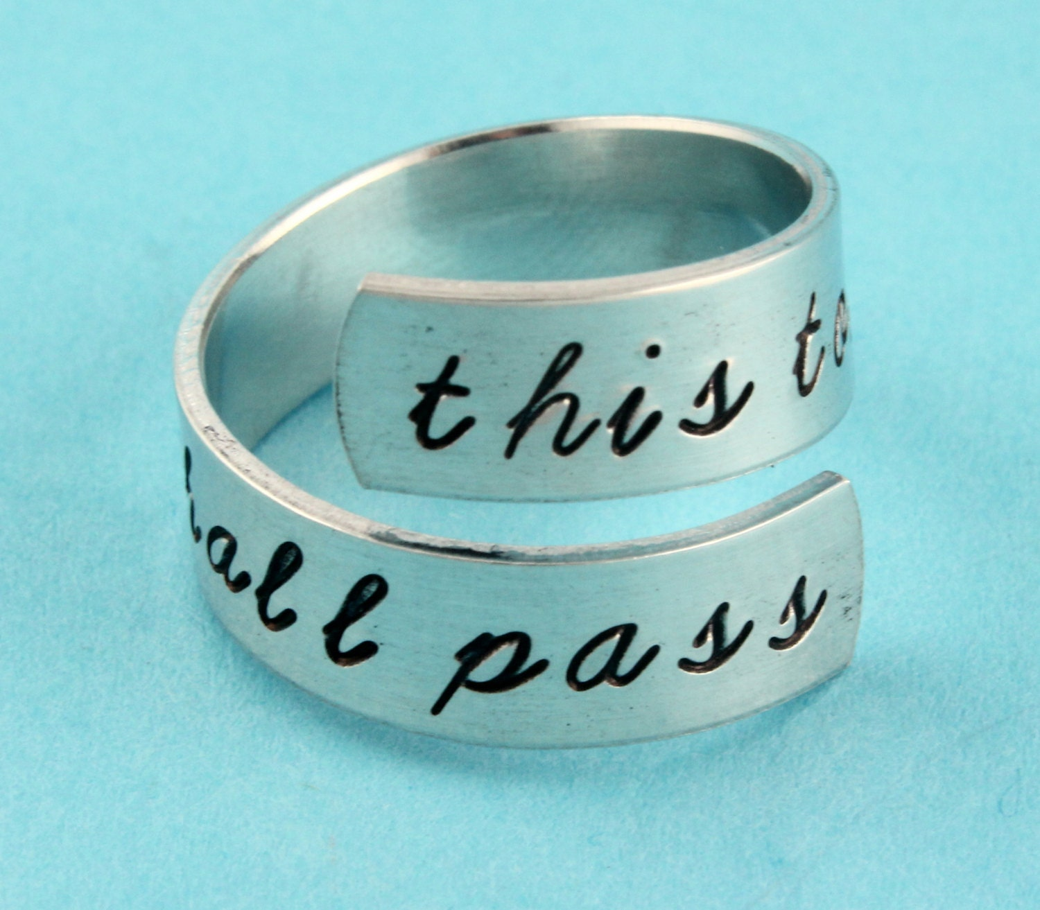 Image result for pictures of rings that say This too shall pass