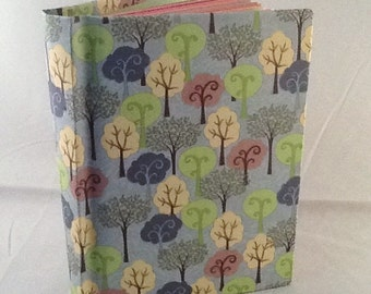 Trees 5x6 journal