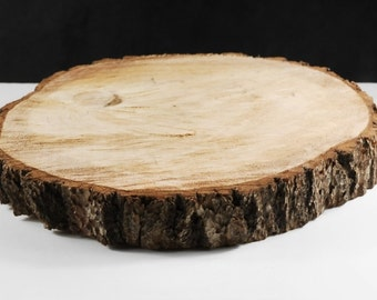 Wood slab on etsy a global handmade and vintage marketplace for Large tree trunk slices