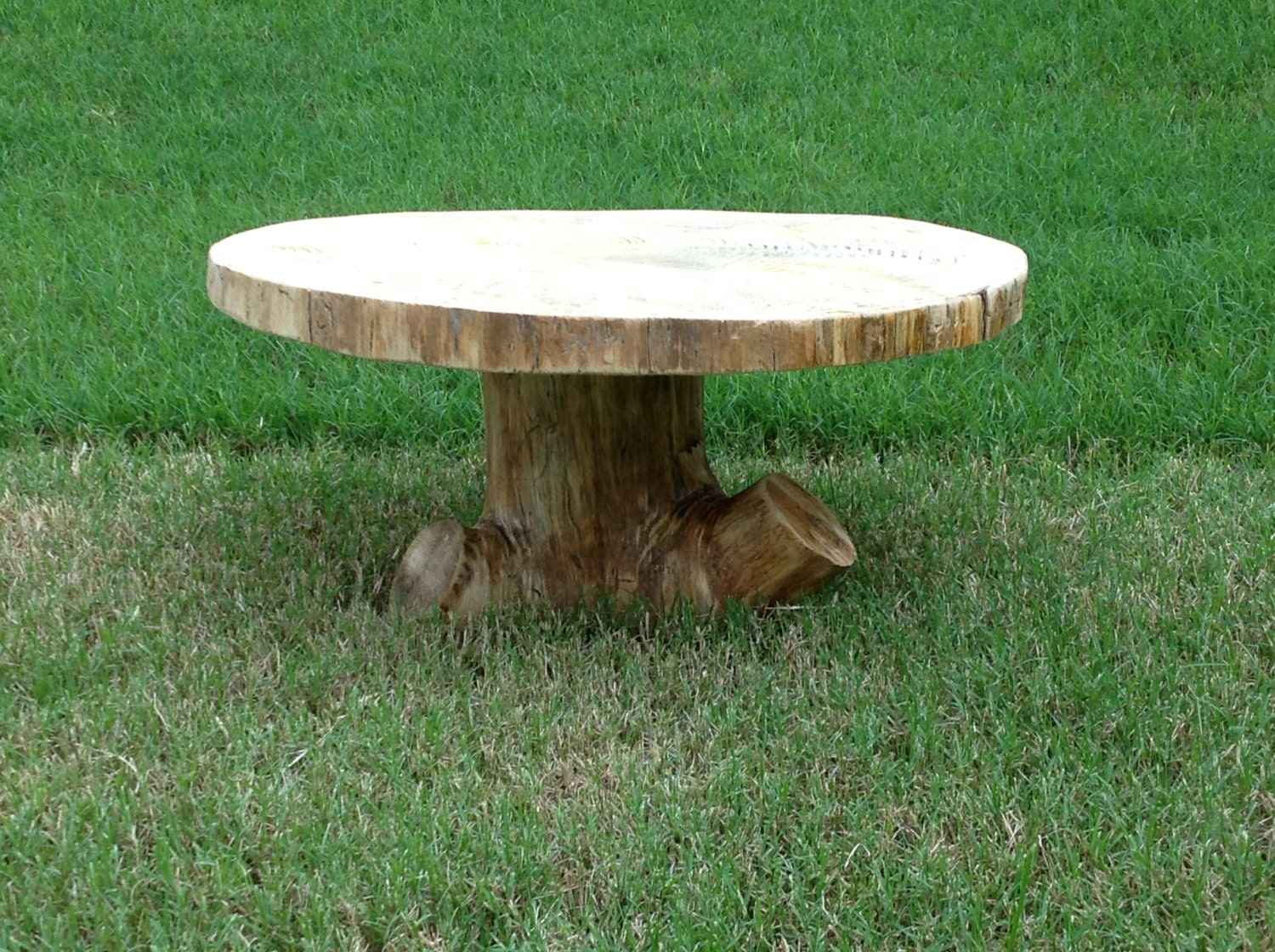 tree slice wedding cake stand 20 inch tree cake base cupcake stand rustic wedding tree slice 21253