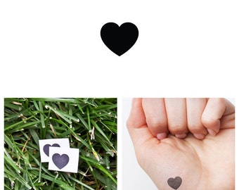 It's Simple - Temporary Tattoo (Set of 2)
