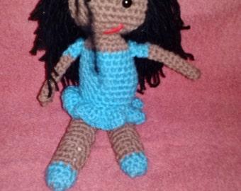 little girl dolly