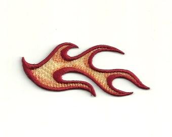 Flames Patch! Custom Made!