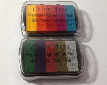 Ink Pad - Premium Pigment Ink Pad - Bright or Dark Colours