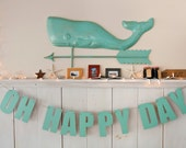 OH HAPPY DAY banner....
