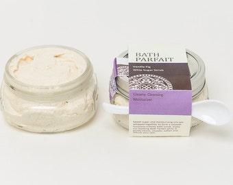 Vanilla Fig - creamy whip sugar scrub