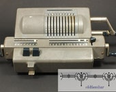 Pinwheel calculator  Original Odhner