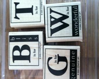Stampin up stamp set