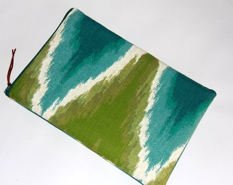 MacBook 11 case, MacBook padded sleeve,11 inch laptop cover, MacBook 11 Air case, Handmade Padded Cover for MacBook11