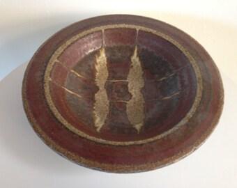 1970's Studio Pottery Bowl