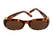 Vintage Cartier Sunglasses Plastic Tortoise 2316397 55-20-135 Made in France