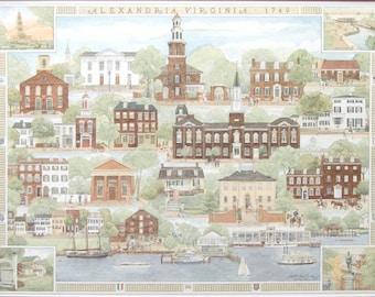 Alexandria, Virginia, Old town Alexandria