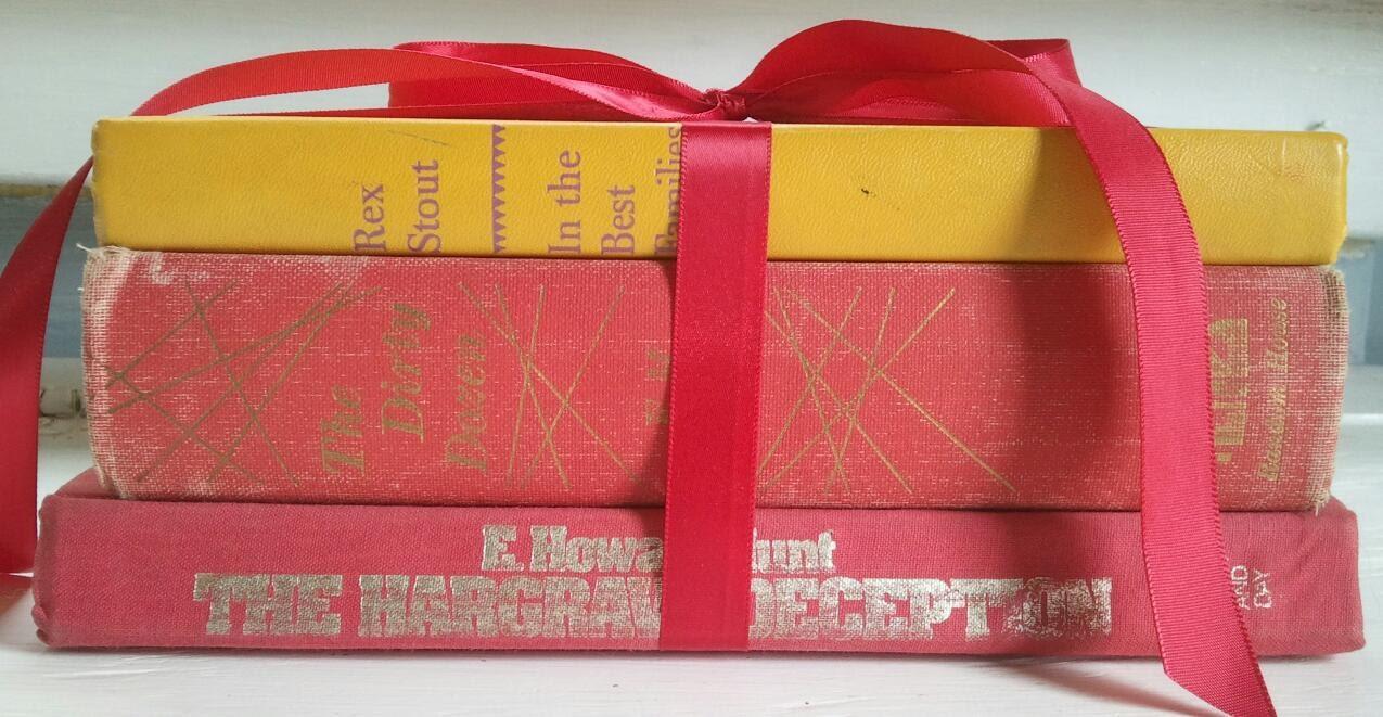 Antique books book bundle decorative book display instant - Decorative books for display ...