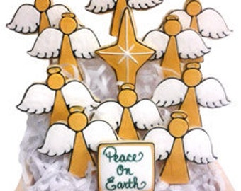 Peace on Earth~ Cookie Gift