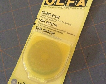 Olfa Rotary Cutter Replacement Blade 45mm Blade