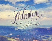 Adventure Awaits - WhimseyandWanderlust