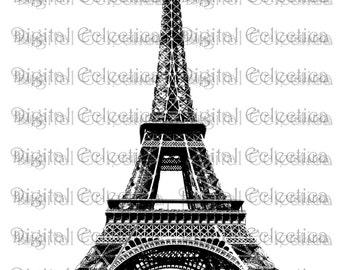 Eiffel Tower Engraving. Eiffel Tower PNG. Eiffel Prints. Eiffel Images. Eiffel Pictures. Eiffel Tower Art. Eiffel Clipart. No. 0066.