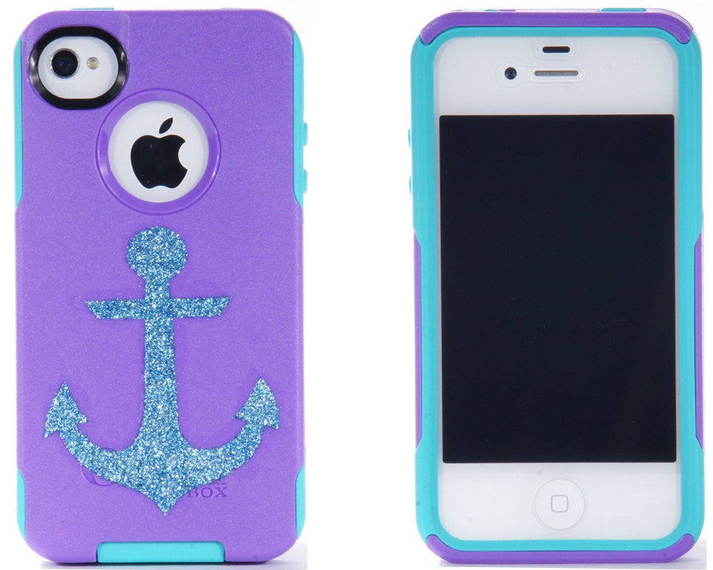 iPhone 4 Otterbox Glitter Case Otterbox iPhone 4 Case by 1WinR