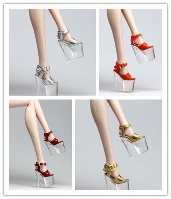 items similar to handmade doll shoes high heels