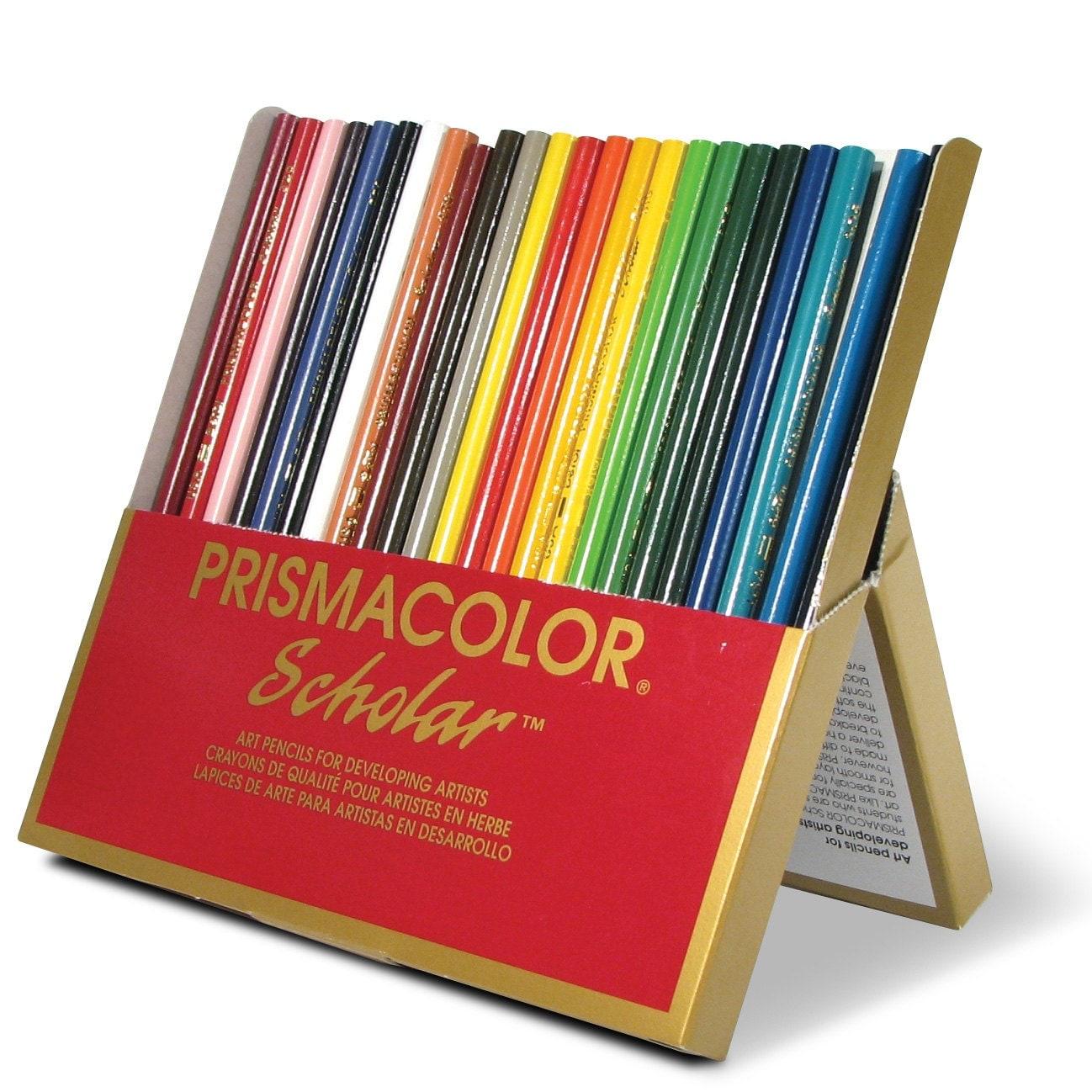 Prismacolor Scholar Colored Pencil 24-Piece Set