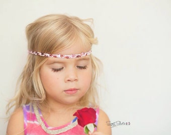 The Pink Sassy in Sequins Crown