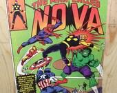 The Man Called Nova Comic Book Vol 1 No 15 1977