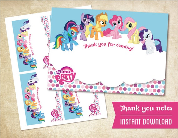 DESCARGA instantánea mi pequeño pony notas de por MagicalParty