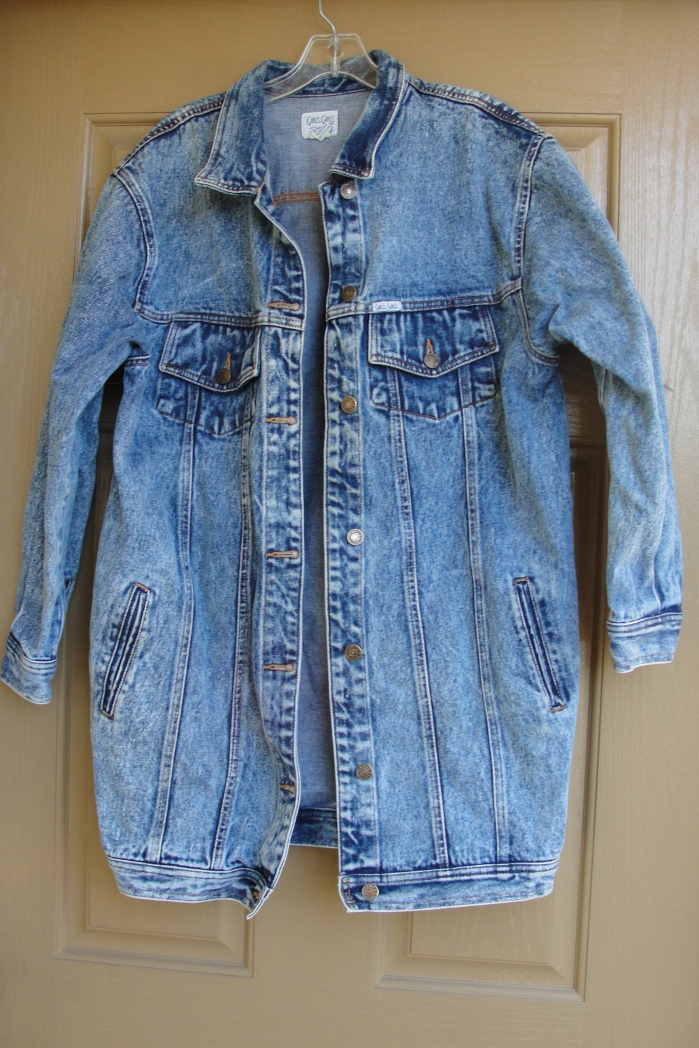 long vintage denim jean - photo #14