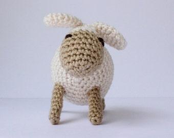 DIY PDF Pattern Sheep