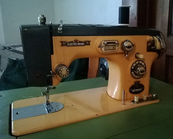 electro grand sewing machine
